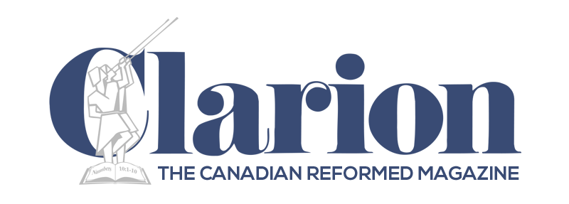 Go to the Clarion website. The Canadian Reformed magazine.